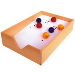 Boîte pour soufler
