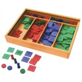 Montessori Premium: Jeu des timbres