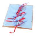 Montessori Premium : Cadre d'habillage à rubans