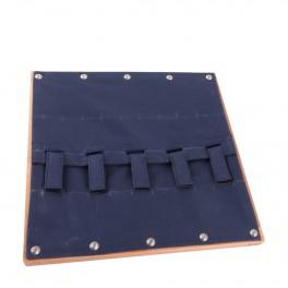 Montessori Premium : Cadre d'habillage à fermeture velcro (scratch)