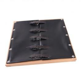 Montessori Premium : Cadre d'habillage à boucles de ceinture