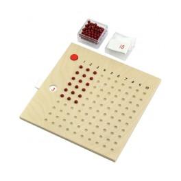 Montessori PREMIUM: table des multiplication