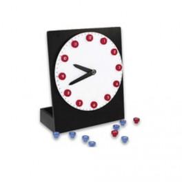 Montessori PREMIUM: horloge avec aiguilles amovibles