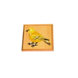 Puzzles d'oiseau