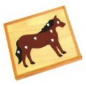Puzzles de cheval