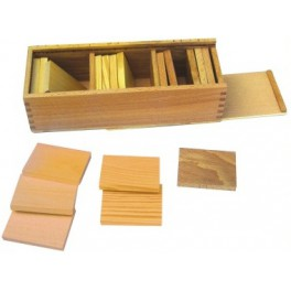 Montessori PREMIUM : Tablettes Barriques