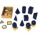 Montessori : Solides Géométriques
